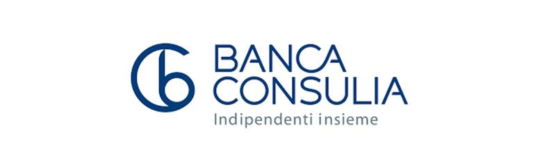 Immagine del logo della Banca Consulia